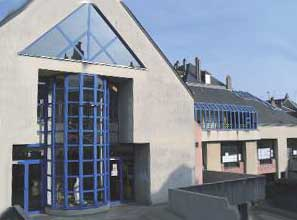 Ecole sainte agnes - Institution Notre-Dame-la-Riche - Tours 37000